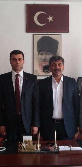 Belediye-İş, Çamardı ile işçiler adına Sözleşti