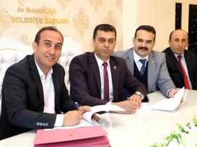 Niğde Belediye-İş Sendikasından örnek sözleşmeBelediye-İş Sendikası Niğde Şubesi ile Kayseri İncesu