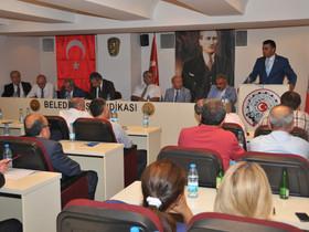 Son dakika haber! Belediye İş Sendikası Niğde Şube Başkanı Yusuf Karaca Açıklaması