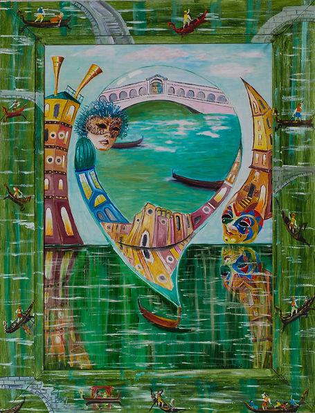 Костенко - Вспоминая-Венецию - 2013-хмде