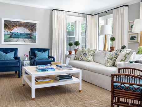 10 Perfect Paint Colors for a Summer Home Refresh