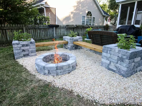 12 Gorgeous Outdoor Seating Ideas for Summer