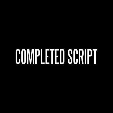 COMPLETED SCRIPT