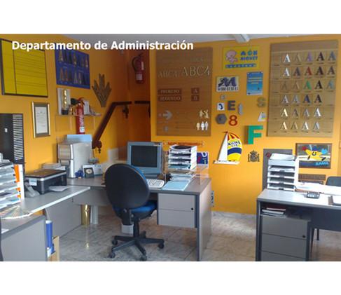 Departamento de Administración