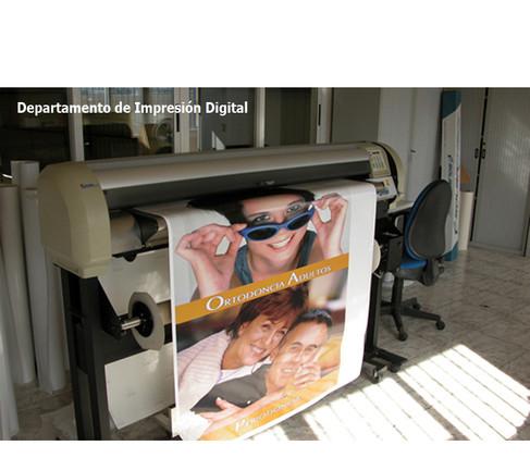 Departamento de Impresión Digital