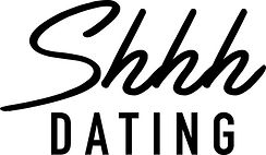 shhh dating logo