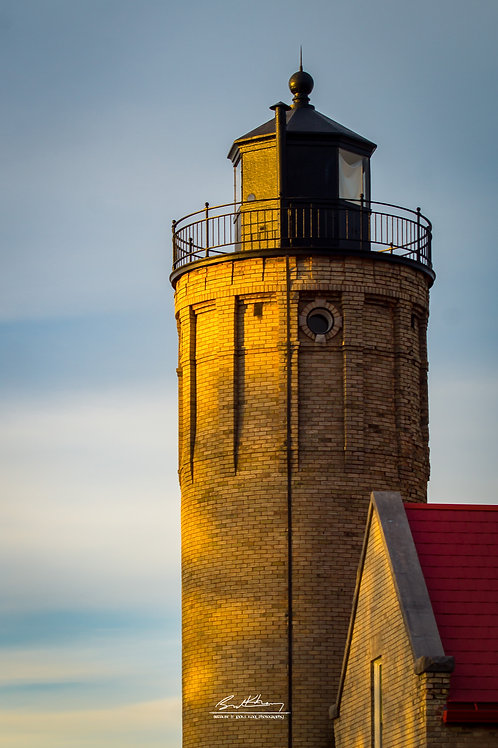 Old Mackinac Point Lighthouse- MICH16