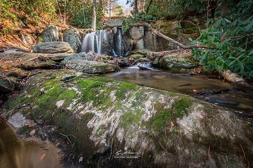 Waterfall Park, NC- WFPRK02