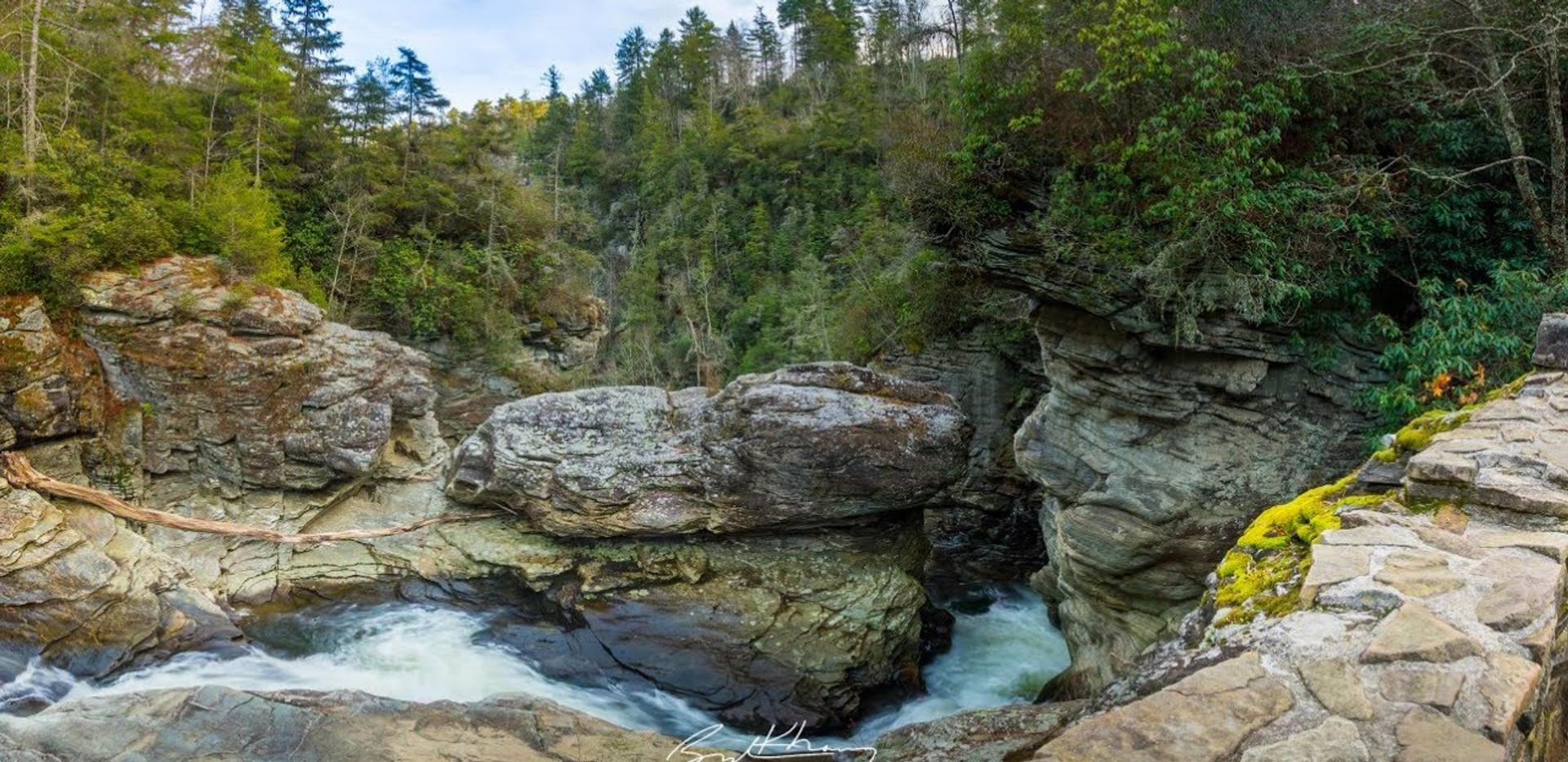 11-21-17 Linville Falls, NC