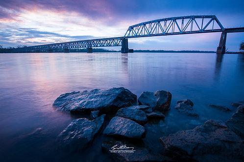 Quincy Rail Bridge- QRAILBR01