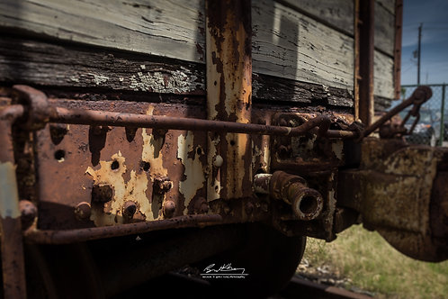 Galveston Railroad Museum- GALTX08