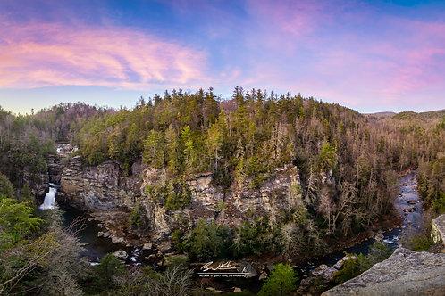 Linville Falls- LNVLFL05
