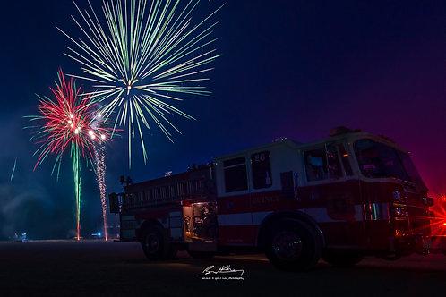 Firework Displays- QFWORKS20