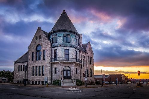 Quincy History Museum- QHM01