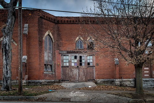 Abandoned Church- QOTHER12