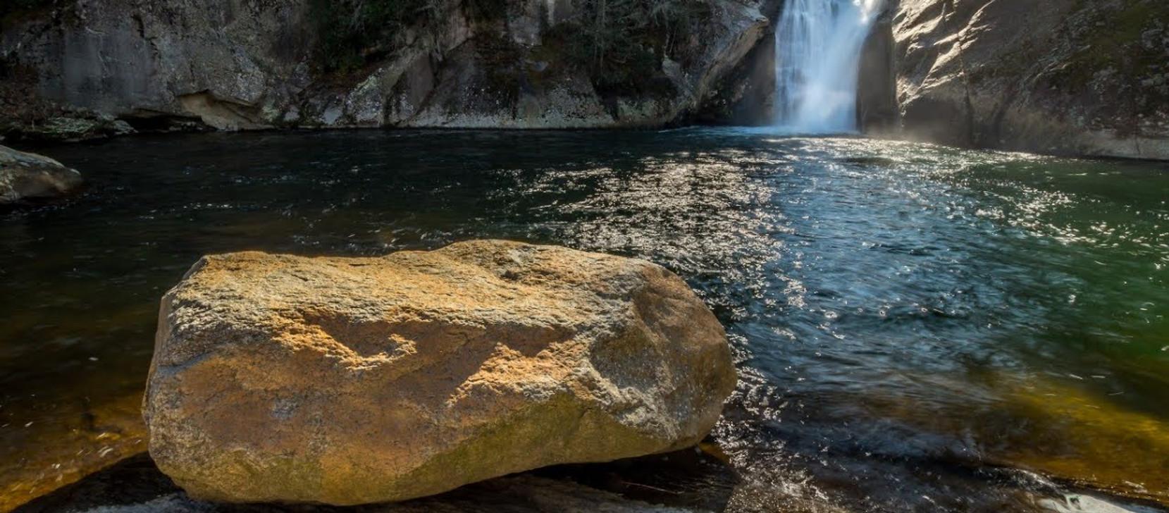 11-23-17 Waterfalls Park and Elk River Falls, NC