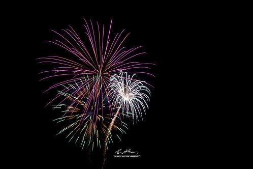 Firework Displays- QFWORKS10