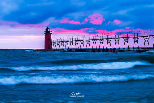 South Haven Lighthouse- MICH10