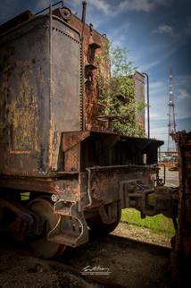 Galveston Railroad Museum  Image taken 8/16/2017.  Image Identification Number: GALTX09