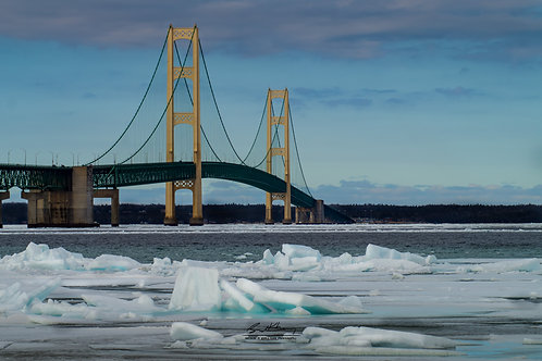 Mackinac Bridge- MICH12