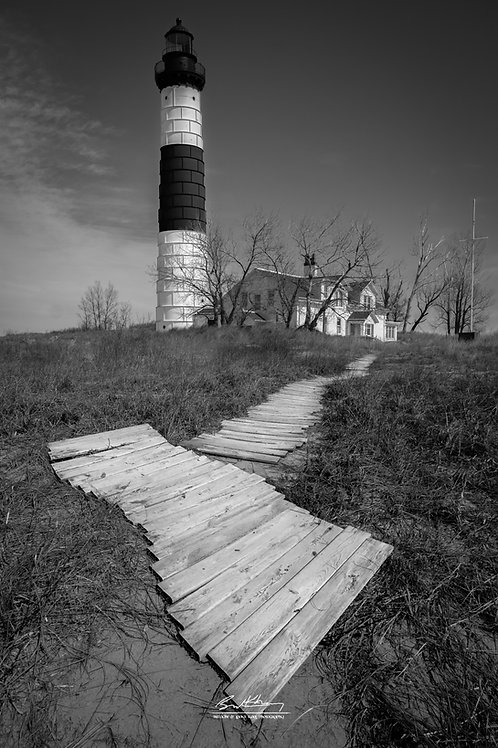 Big Sable Point Lighthouse- MICH14