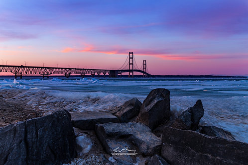 Mackinac Bridge- MICH11