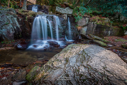 Waterfall Park, NC- WFPRK01