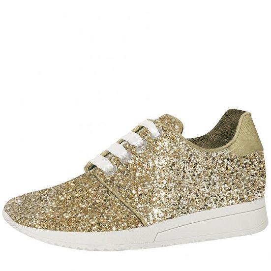 Fiarucci Lizzi Gold Glitter