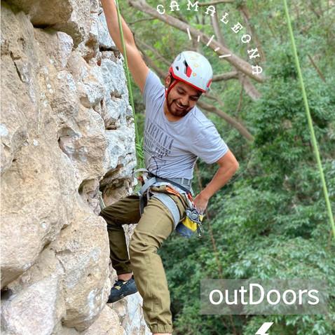 Pantalón pa escalar · Rock climbing Pants