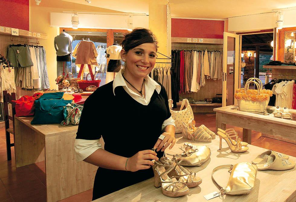 boutique abbigliamento | club nautico chia