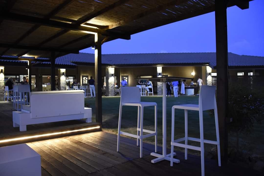 area lounge | club nautico chia
