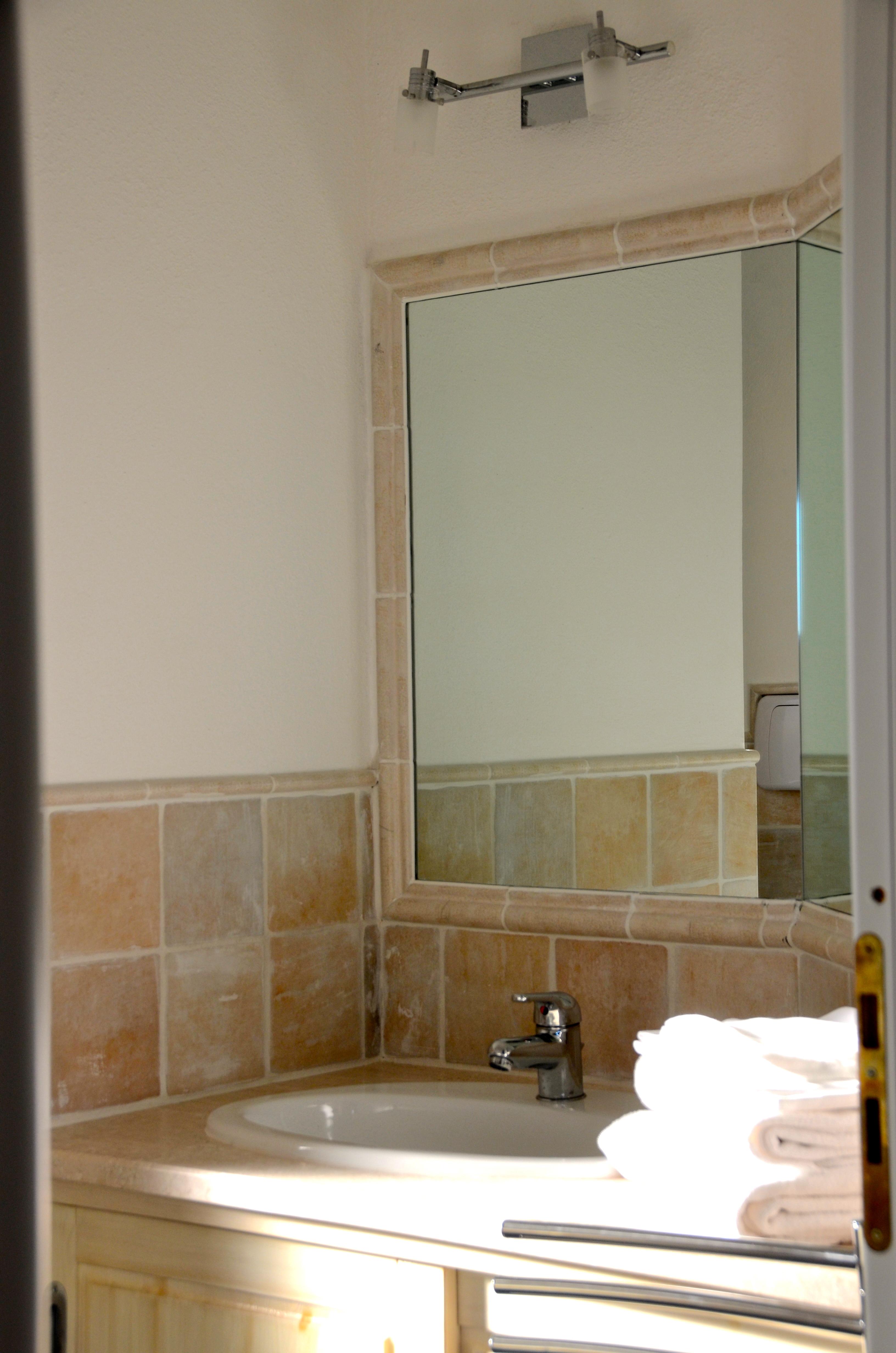 Dettaglio della sala da bagno