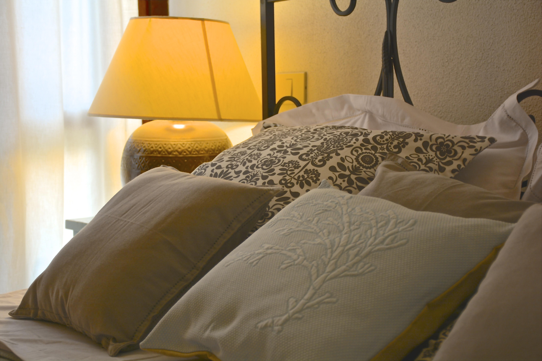 Particolare letto bilocale
