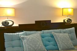particolare camera letto 2