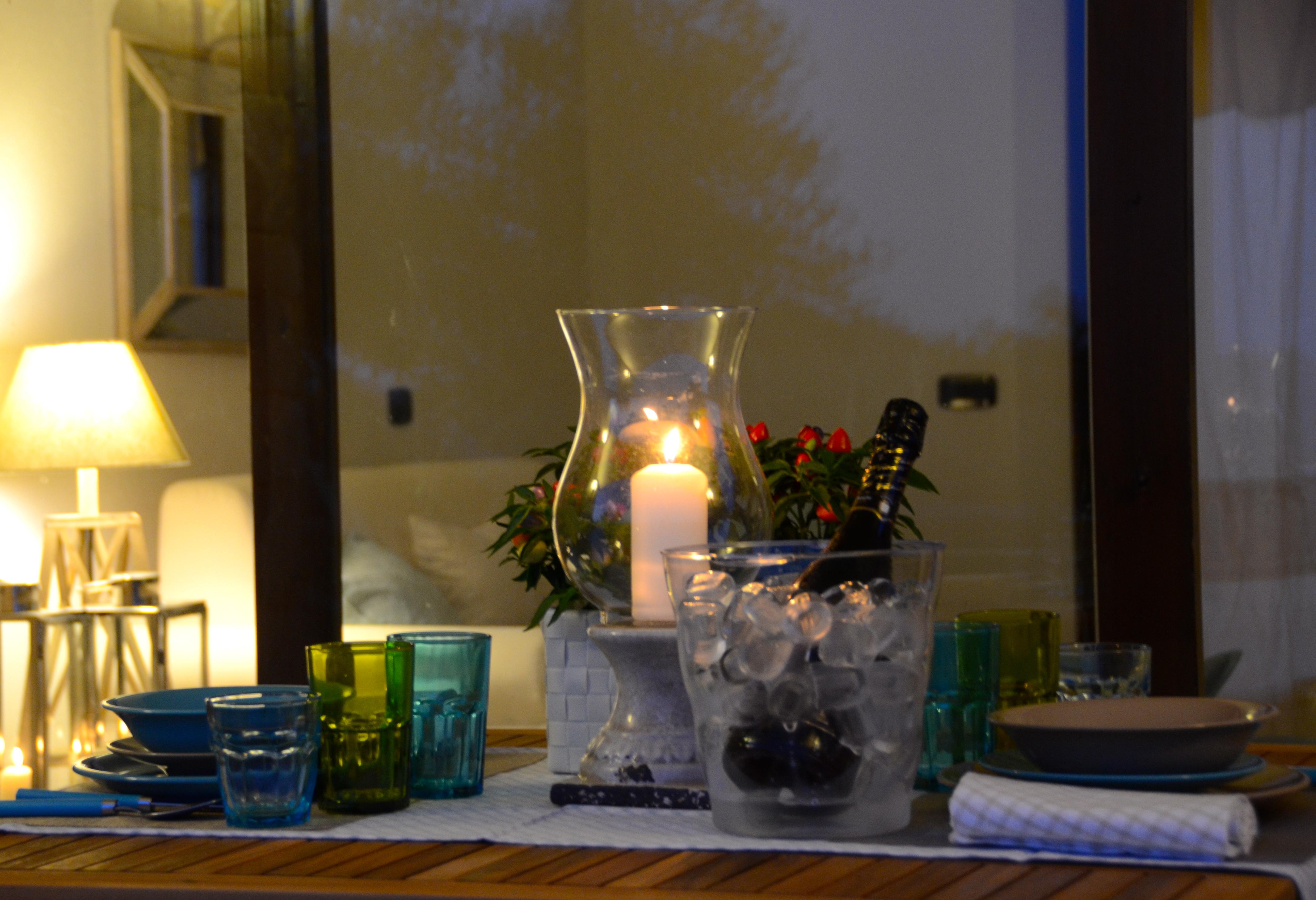 Atmosfere romantiche a Chia