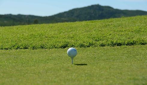 Il golf a Chia