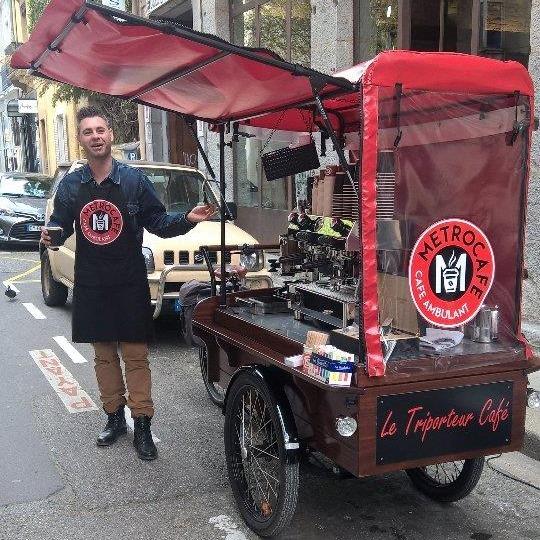 Julien Métro Café - Grenoble