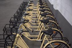 Location vélo street marketing