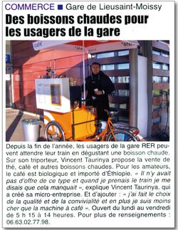 Vincent - Moissy