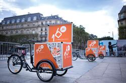 Location triporteur Paris