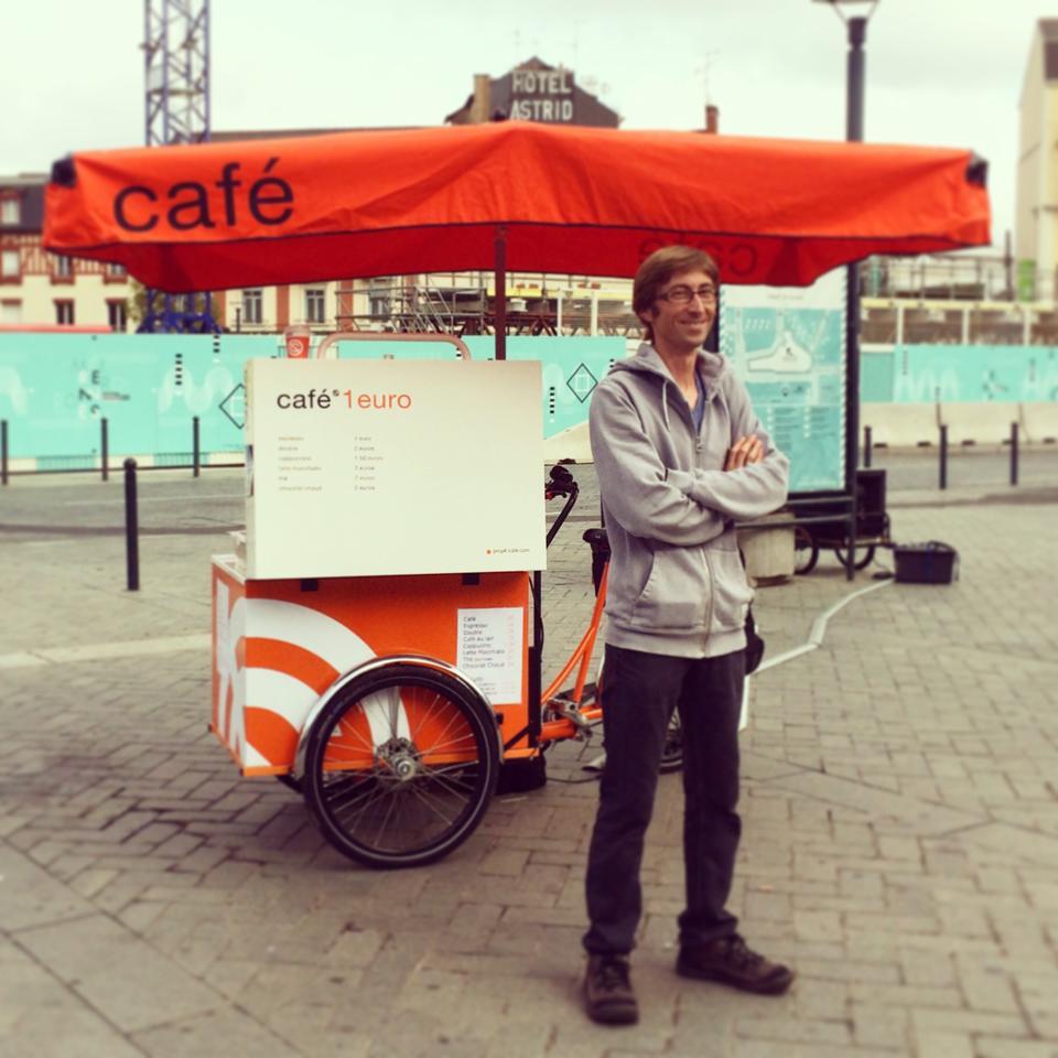 Fabrice Café Rennes