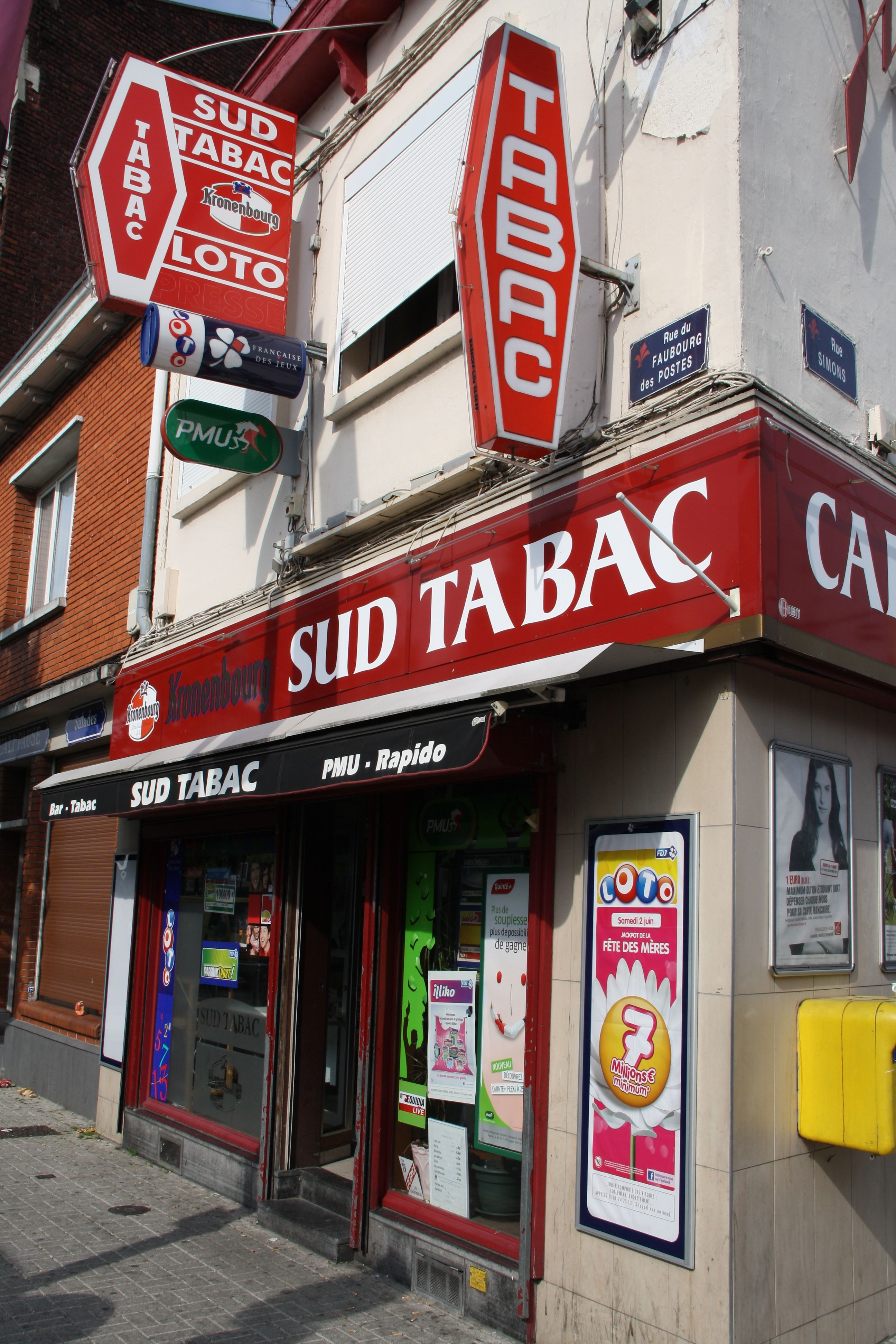 Sud Tabac - Lille