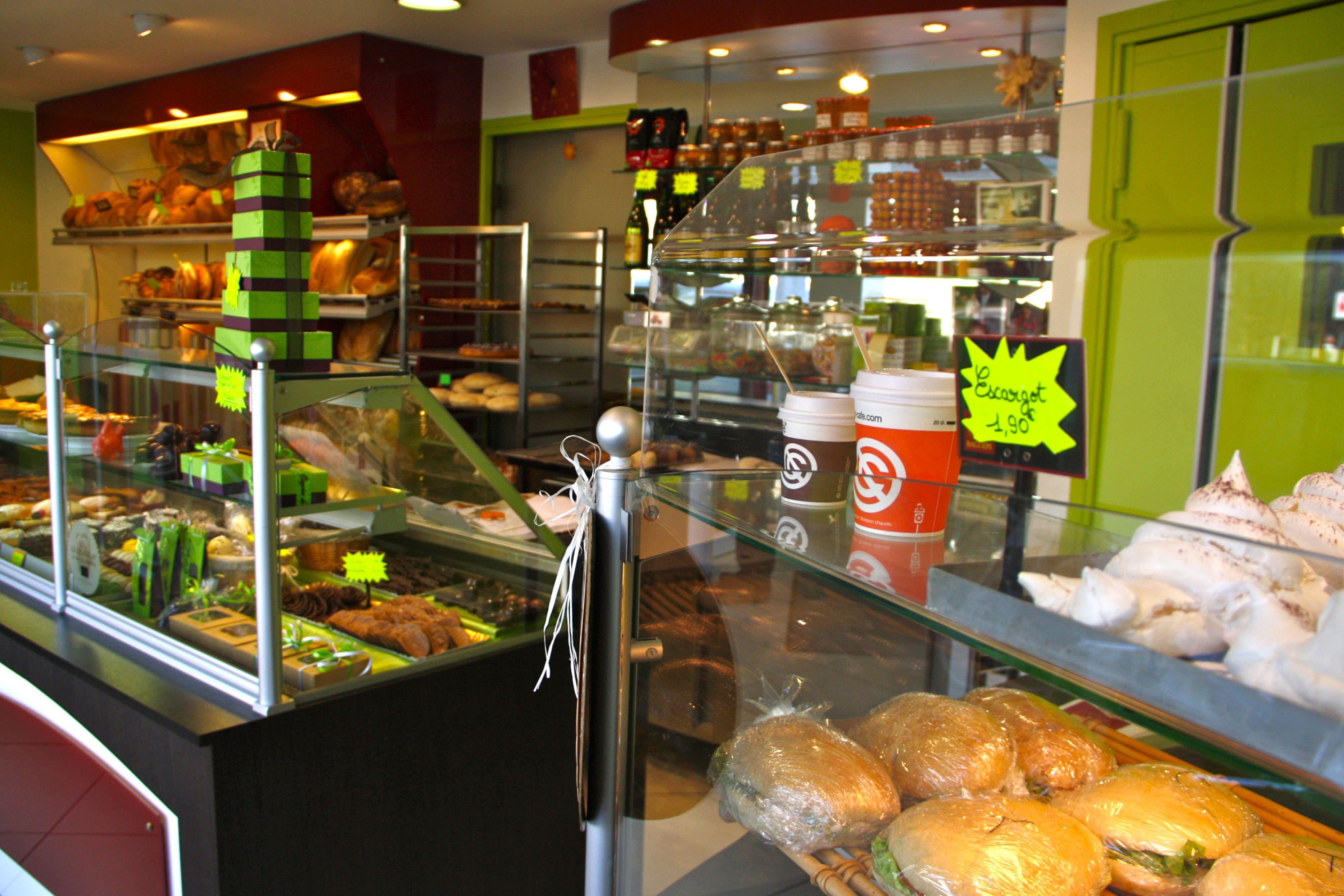 Boulangerie Burgraeve - Croix