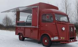 Location hy citroen food truck