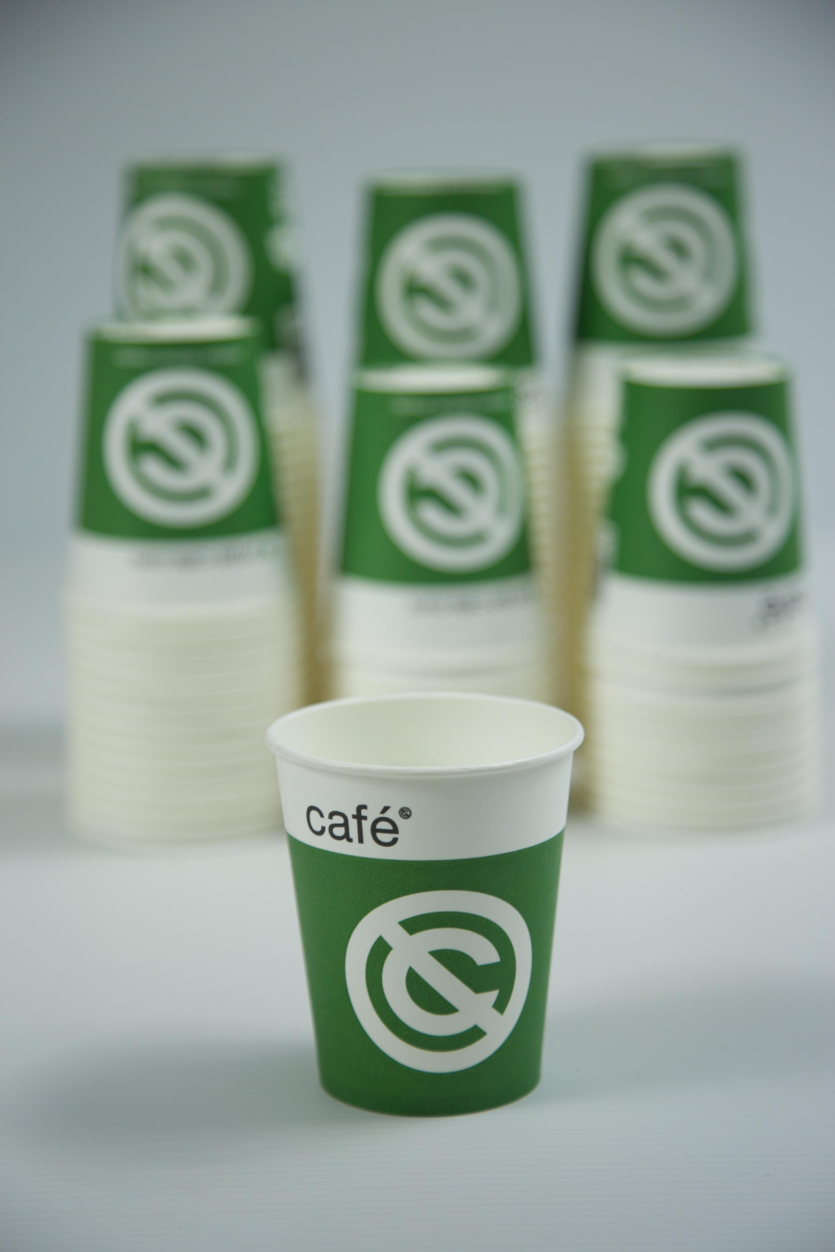 gobelet café par 100
