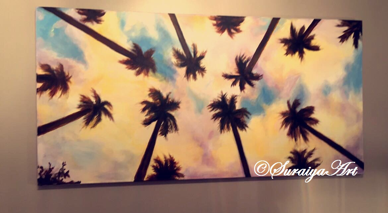 Acrylic on Canvas Comission