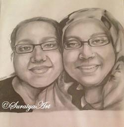 Portrait Comission - Pencil