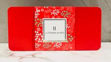 New Year Cookies & Chocolate gift box