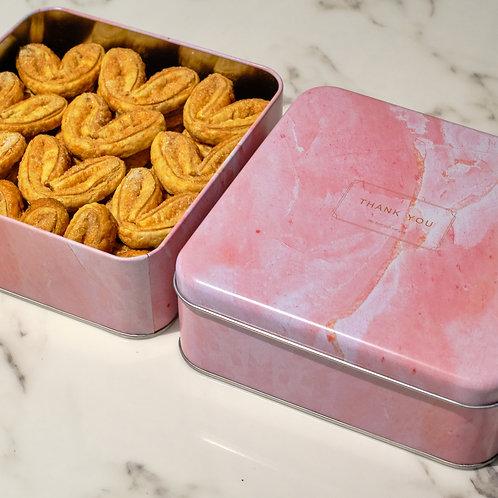 蝴蝶酥罐裝禮盒