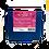 Thumbnail: Amoureux Rose Tea of France (20bags/box)